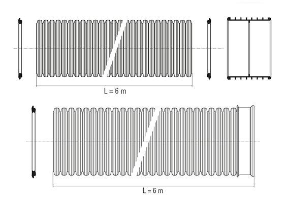 ECOPAL Disegno tecnico