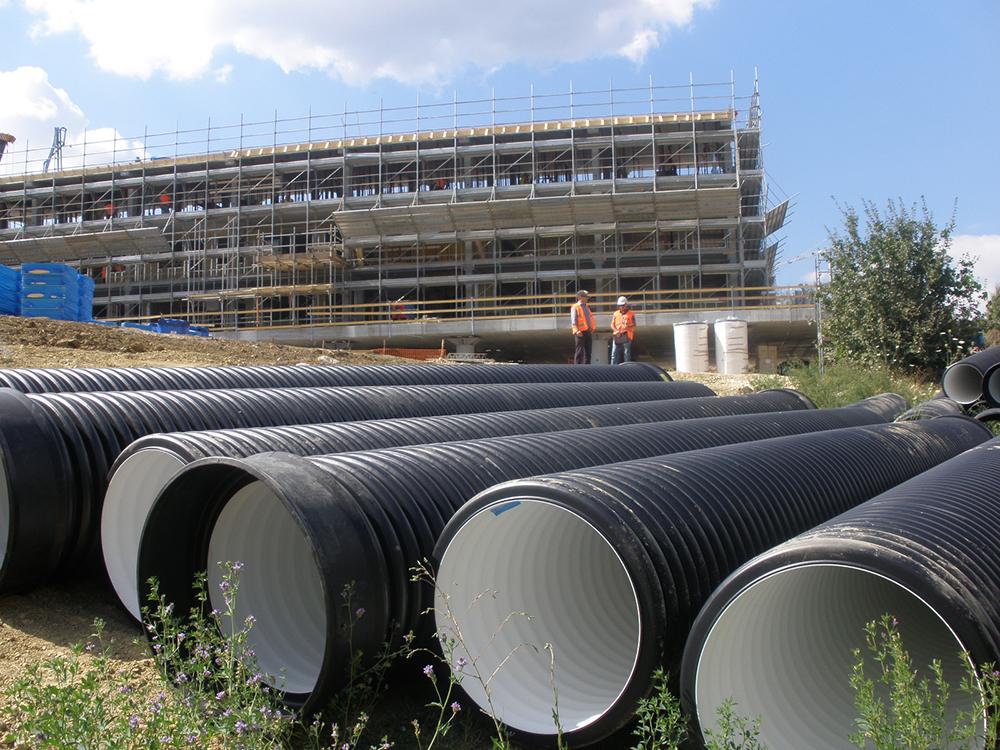 L'Aquila post-earthquake reconstruction